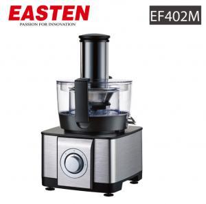 Quality BIS India 1000W Food Processor EF402/ 2.4 Liters FoodProcessor OEM for Morphy Richards/ Vegetable Slicer for sale