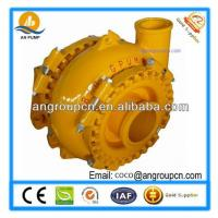 Quality River sand and gravel pump for sale