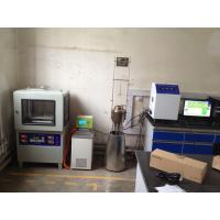 Quality Fire Resistance Testing Equipment for Non-Flammable Building Materials for sale