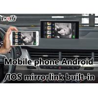 Buy Dynamic Parking Guideline Reverse Camera Interface for AUDI Q7 support 360 at wholesale prices