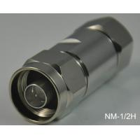 China High quality straight rf coaxial 7/16 DIN connectors with cable on sale