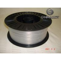 Buy cheap Thermal Arc Spraying 1.6mm Nickel Based Alloy Wire / Metal Wire NiAl95/5 product