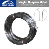 Quality stainless steel spring wire for Bra/ Bra wire for sale