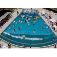 Quality 45 kW Air Blower Water Park Wave Pool Powered By Vacuum Pump for sale