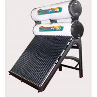 China Colored Steel Thermosyphon Compact Non-Pressurized Solar Water Heater on sale