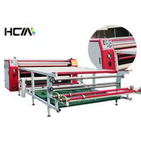 Quality Safety Sublimation Rotary Heat Transfer Machine With Blanket Automatic Device for sale