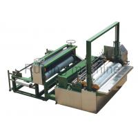 Buy cheap The cutting and rewinding non-woven fabric pattern machine product