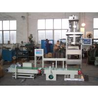Quality Powder Packing Semi Automatic Bagging Machine Compressed Air 0.4 m3 / Hour for sale