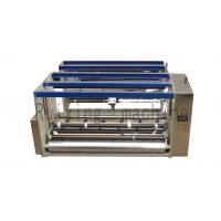 Buy Full Automatic Non Woven Cutting Machine Large Scale Non Woven Fabric Cutting Machine at wholesale prices