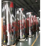 Quality 1000L SUS304 Solar Hot Water Heater , Solar Powered Water Heater Heat Pipe Solar Collector for sale