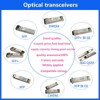 Quality SFP Optical Transceiver 10km LR 1G Dual Fiber for sale