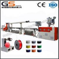Quality 1.75-3mm 3D printer filament extruder machine for ABS/PLA for sale