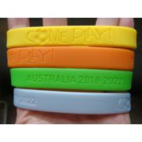 Quality Custom deboss or emboss silicone wristband,Bracelets,Available custom Silicone bracelets for sale