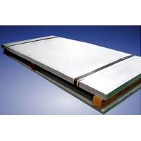 Quality BA Finish 16 Gauge Stainless Steel Sheet , Cold Rolled Stainless Steel Plate for sale
