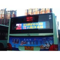 Quality 2 Inch Full Color P5 Car LED Sign Display Led Video Display with Aluminum Cabinet for sale