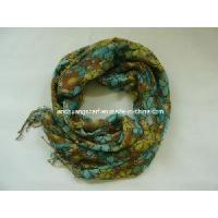 Quality Printed Cotton Scarf for sale