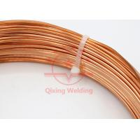 China HAVC / Split AC Refrigeration Copper Capillary Tube High Purity Cu Material on sale