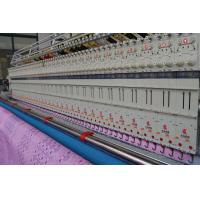 Buy computerized 33 heads Quilting embroidery machine for home textile, mattress, curtain, cushion, blanket, apparel... at wholesale prices