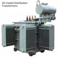 Quality Three Phase Oil Immersed Transformer Cold Rolled Grain Oriented Silicon Steel for sale
