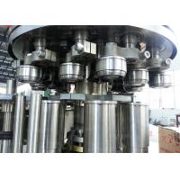 China can filling line and seaming carbonated beverage beer, CSD 40 heads Aluminum Can Filling Machine on sale