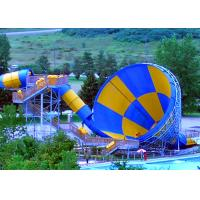 Quality Holiday Villa Funny Great Wolf Lodge Tornado Slide Video / Centre Parcs Slides for sale