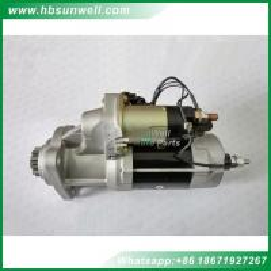 Quality Cummins M11 Engine 24V WET Starter Motor 2871257 3103952 5284086 Delco Remy Starting Motor 39 MT-HD for sale