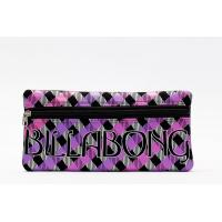 Quality Waterproof Billabong Neoprene Pencil Case With Embroidery Logo & Metal Zip for sale