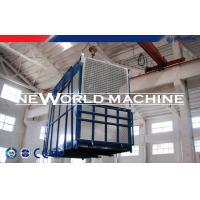 Buy cheap 2000kg 150m SC200 Cage Hoist / Construction Hoist Elevator High Speed from wholesalers