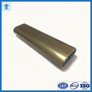 Quality Brozen Anodized Aluminum Extrusion for sale