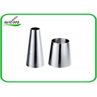 China High Performance Sanitary Butt Weld Fittings Concentric Eccentric Reducer Fitting on sale