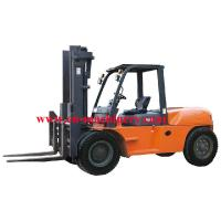 Quality Electric Forklift Truck with Solid Tire 1T  with 4500mm max Lift Height for sale