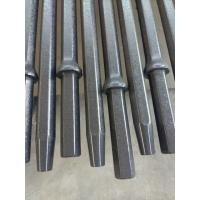 China Quarrying Mining Hex Drill Rod 11 Degree 1220mm 4 Feet Small Hole Drilling Tools on sale