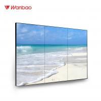 Quality Multi Panel Tv Wall Display 55 Inch Touch Screen Large Sizes Lcd Video Wall for sale