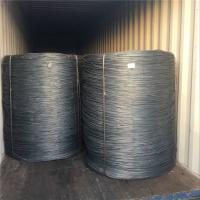 Quality Construction Steel Building Material 8mm Hot Rolled Steel Wire Rods for sale
