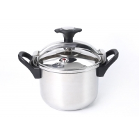 Buy Polishing Outside 2mm Tower 7 Litre Aluminium Pressure Cooker at wholesale prices