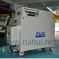 Quality Material Thickness 0.1 - 1.4mm Steel Plate Straightening Machine With High Precision for sale