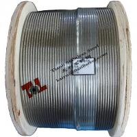 Buy cheap 304 1x19 5mm Stainless Steel Wire Rope product