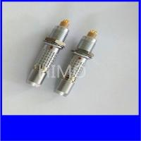 China wholesale military connector lemo 5pin bowman connector on sale