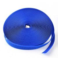 Quality Reusable Pink Hook And Loop Tape Environmental Non Toxic , Strap Shape for sale