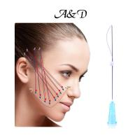 Quality Micro plastic surgery cog 3d  face lifting pdo thread for sale