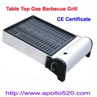 China Table Top Gas Barbecue Grill on sale