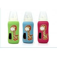 Quality Eco-friendly Neoprene Can Cooler / Bottle Sleeve For Baby Milk for sale