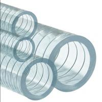 Quality Food grade single layer pvc clear transparant single hose made in china for sale
