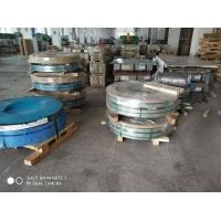 Quality TISCO POSCO   Stainless Steel Metal Strips 0.1 - 3.0mm Rolls  Grade 201 301 304 430 for sale
