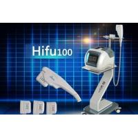 Quality 3.3Mhz HIFU Machine / High Intensity Focused Ultrasound Skin Tightening Machine for sale