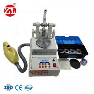 China ASTM D4060 Rubber Taber Abrasion Tester for Abrasion Resistance Test on sale