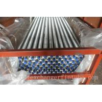 Quality A179 SMLS Carbon Steel OD19X1.25WT LL Type Fins Radiator Tube with Spacer Box for sale