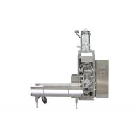 Quality 25 Kg Semi Automatic Valve Bag Bagging Machine For Partical Weighing Filling Sealing for sale