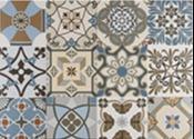 Quality Mix Color Fashion 10mm Porcelain Wall Tiles for sale