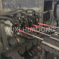 Quality Brass pipe 50x5mm Horizontal Copper Continuous Casting Machine 6000mm Length for sale